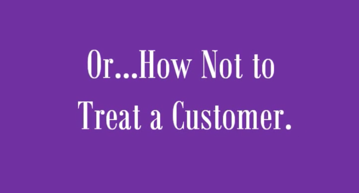 6 reasons why customers yell at business owners, customer service reps, and sales clerks