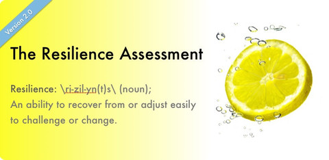 Measuring Resilience – how well and how quickly can you adapt