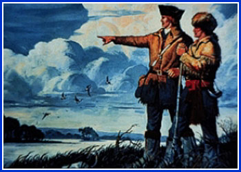 9 things your associates and team absolutely need to make the journey towards vision. What Lewis and Clark shows us about effective leadership and the pursuit of vision.