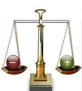 The Principle of Positive Balance