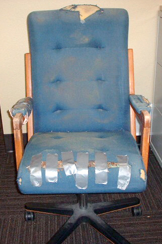 The parable of the ugly chair – How to handle a sticky situation without offending anyone.